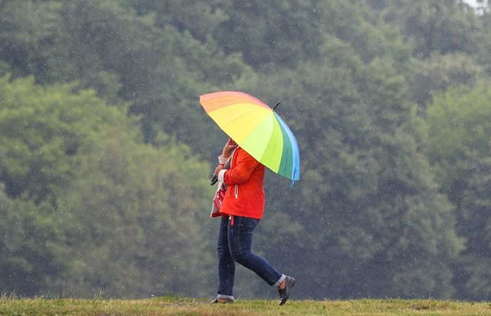 Дожди, переменная облачность и до +16°С: прогноз погоды на 21 мая