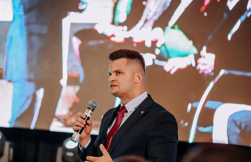 Первым секретарем ЦК БРСМ избран Александр Лукьянов