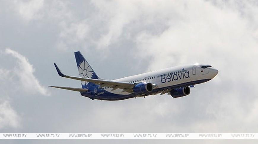 «Белавиа» начнет летать в Иорданию с 3 сентября