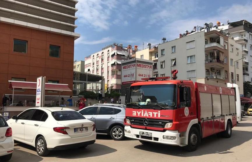 Взрыв прогремел в больнице Анталии: 1 человек погиб
