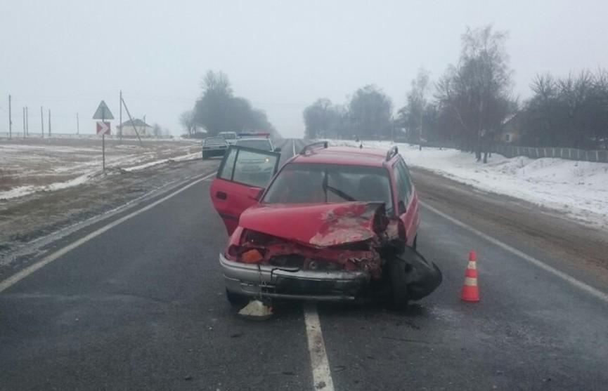 Лобовое столкновение в Бобруйском районе: погиб один из водителей