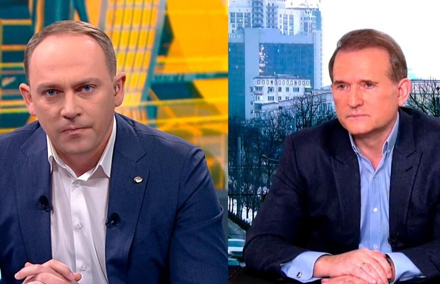 Народный депутат Украины Виктор Медведчук: при Порошенко страна стала бедной, а при Зеленском – превратилась в нищую