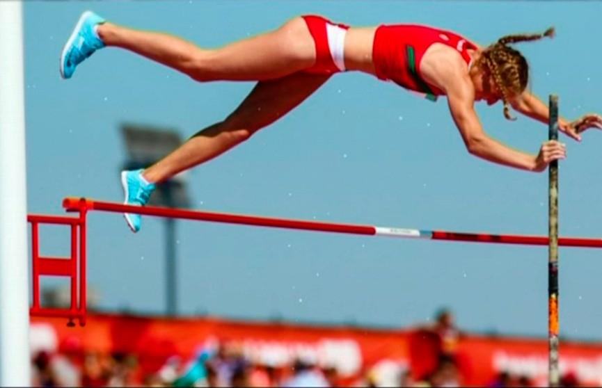 Кристина Концевенко завоевала бронзу в прыжках с шестом