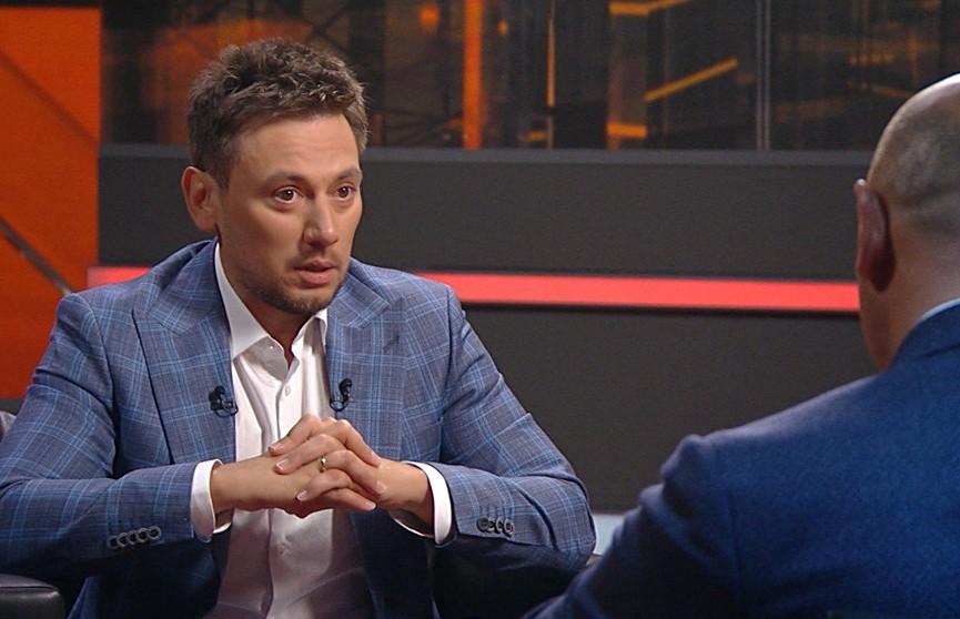 Руслан Алехно о верности народу: Я такой же, как и вы, простые и честные белорусы