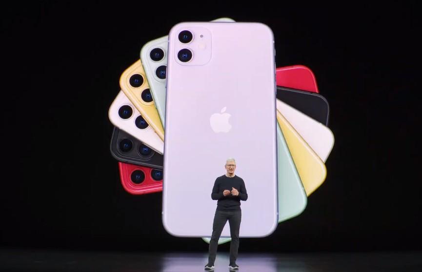 Презентация Apple: представлены три новых iPhone