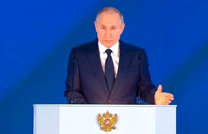 Путин о попытке госпереворота в Беларуси: Все границы перешли!