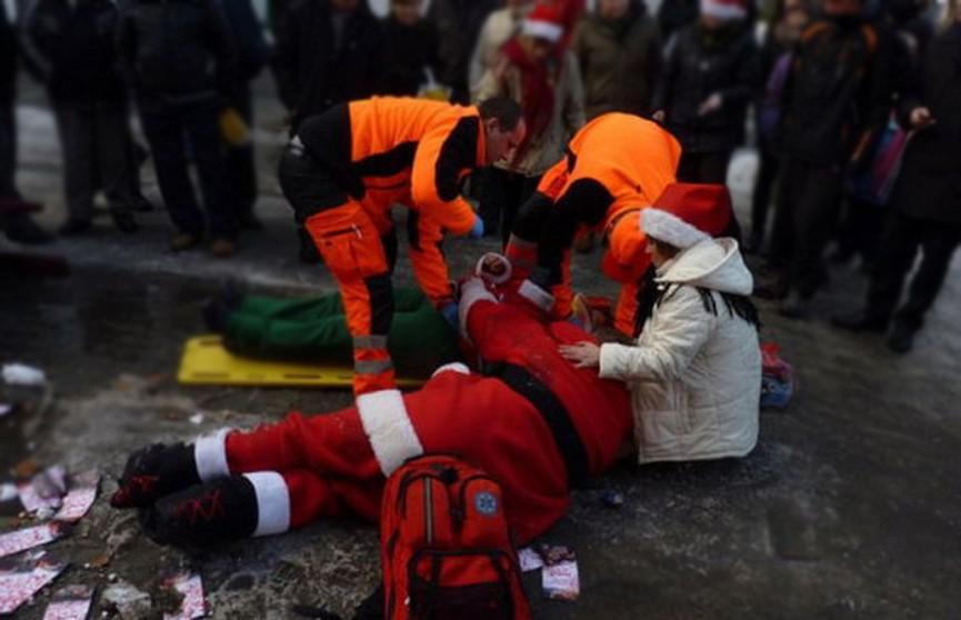 Никакого праздника. Дед Мороз умер на утреннике в российском детском саду