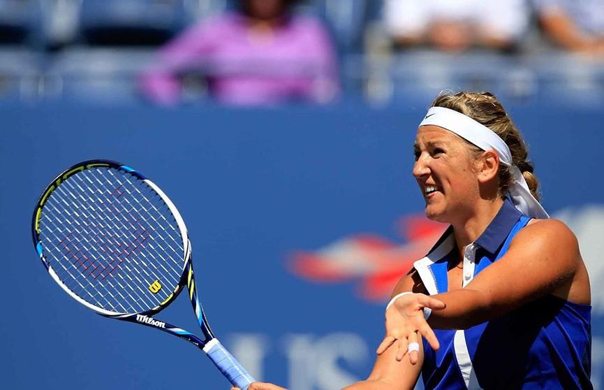 Арина Соболенко и Александра Саснович пробились в третий круг US Open