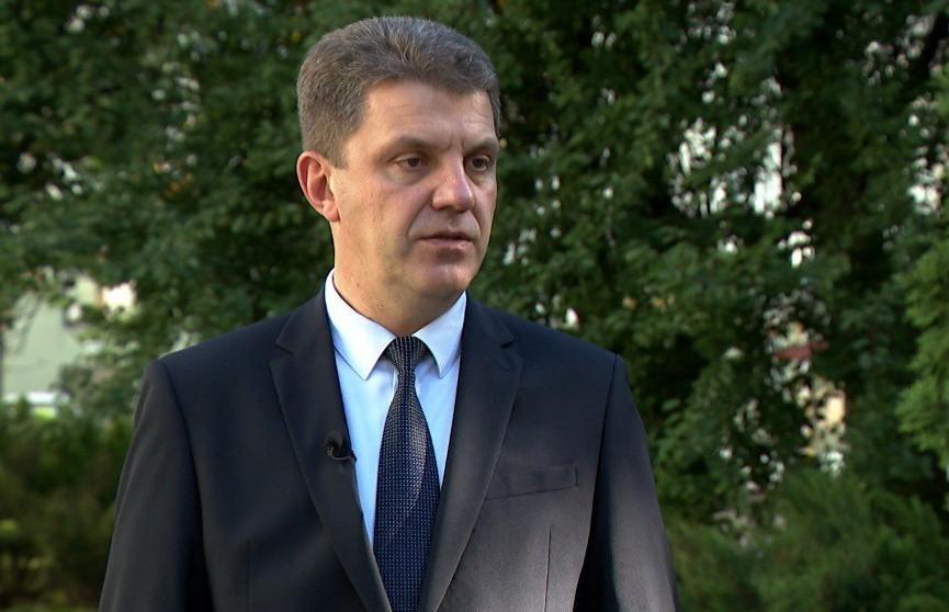 Мэр Минска Владимир Кухарев: антиковидная стратегия в последний год была важнее, чем реагирование на протестную активность