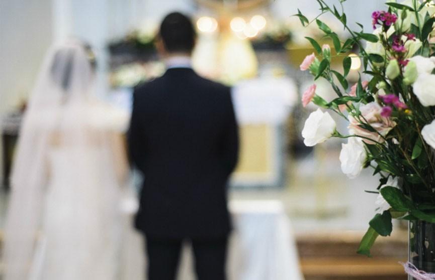 Молодожёны развелись спустя три минуты после свадьбы