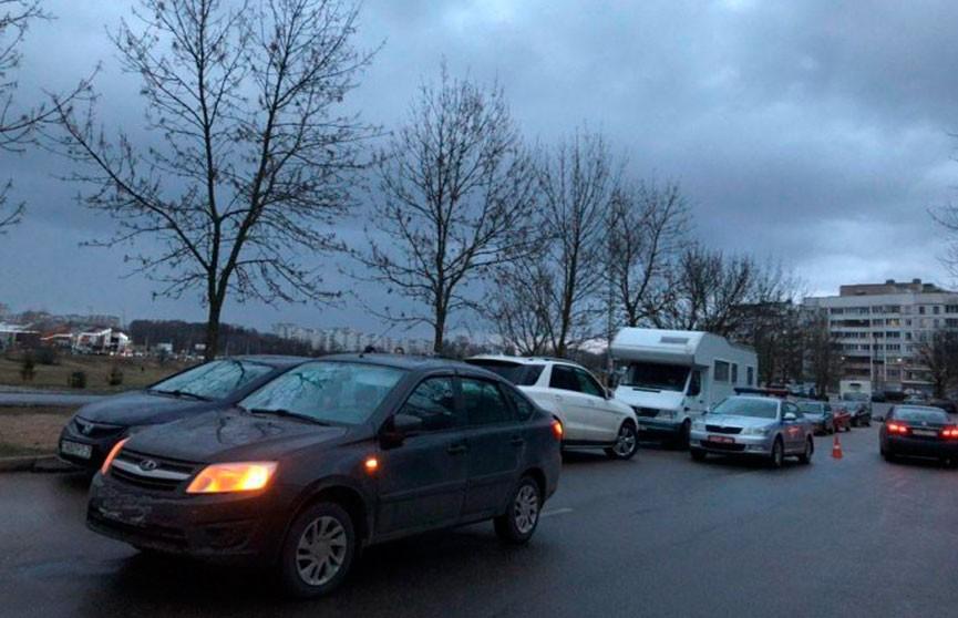 «Лада» сбила 13-летнего школьника в Минске
