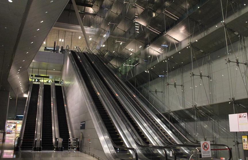 Аэропорт Сингапура восьмой год подряд признан лучшим в мире