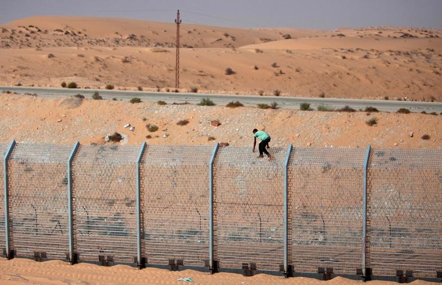 Израиль заявил о строительстве новой стены на границе с сектором Газа