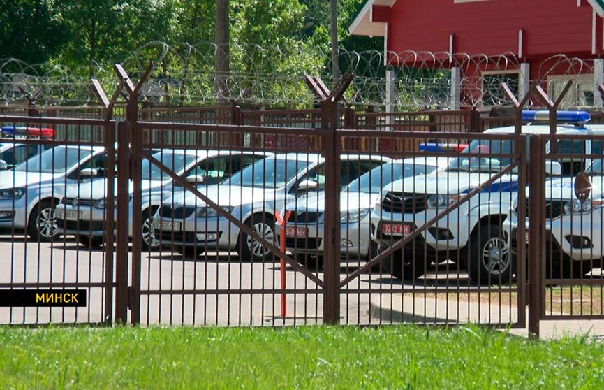Десятки сотрудников милиции на каждом объекте: безопасность на время II Европейских игр будет усилена