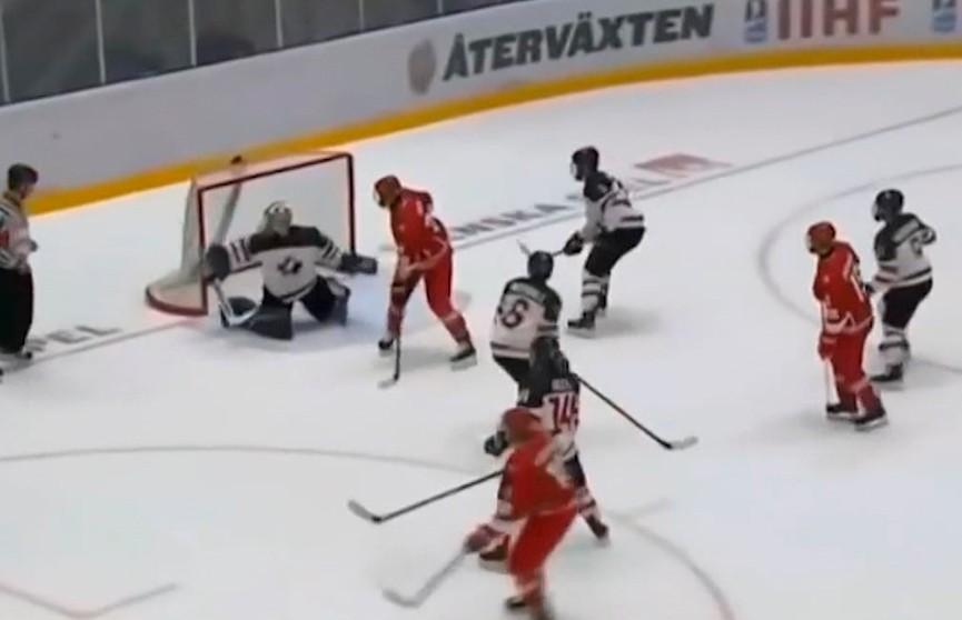 Белорусская хоккейная «молодёжка» сразится со сверстниками из России