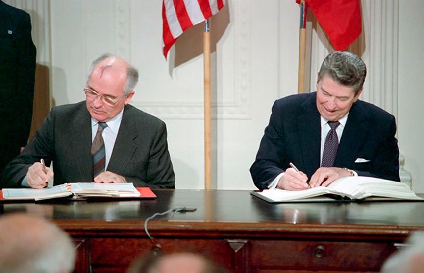 Беларусь с сожалением восприняла выход США из Договора о ликвидации ракет средней и меньшей дальности (ДРСМД)