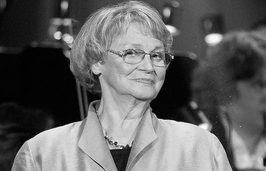 Умерла мать Михаила Ефремова – народная артистка России Алла Покровская
