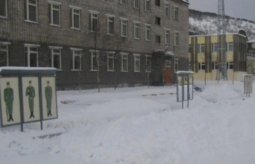 Военнослужащие пострадали при взрыве в воинской части под Мурманском