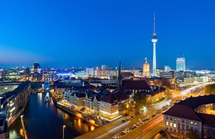 Бомбу времён Второй мировой войны нашли в центре Берлина