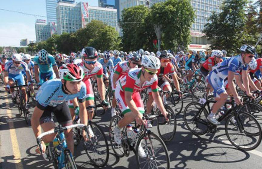 «Кубок Минска»: команды из 13 стран поборются за победу в шоссейной велогонке