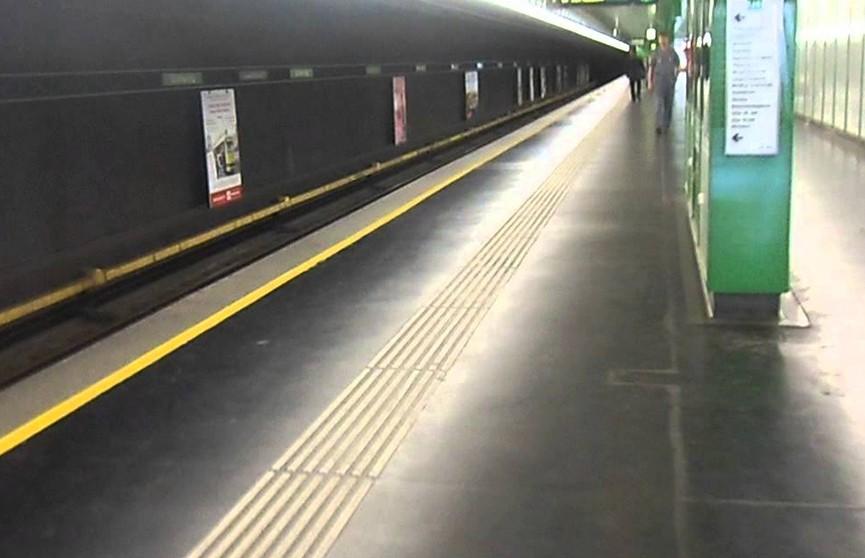 Дезодоранты раздавали в метро Вены