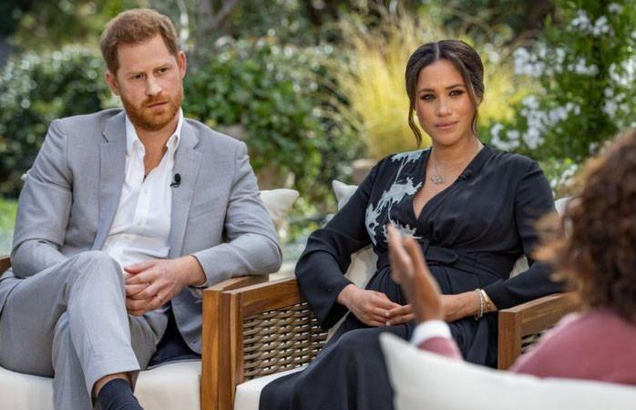 Интервью Опры Уинфри с принцем Гарри и Меган Маркл номинировано на «Эмми-2021»