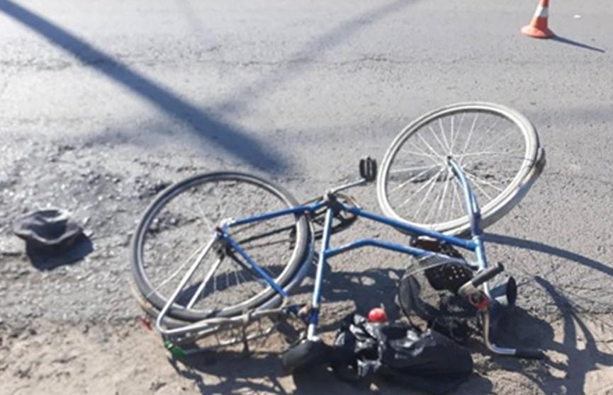 Велосипедист погиб в Столинском районе