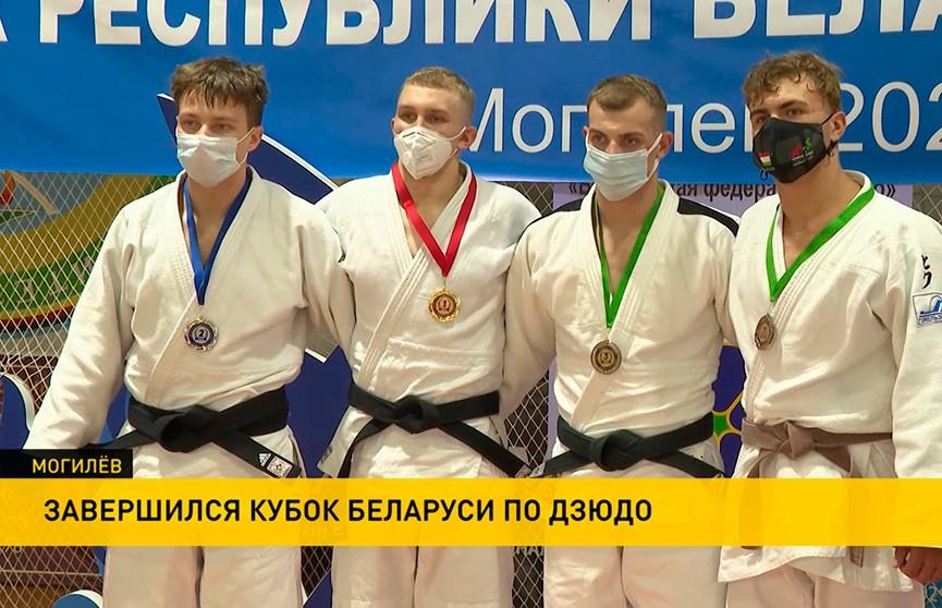 В Могилеве завершился Кубок Беларуси по дзюдо.