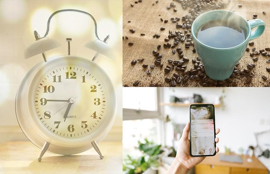 Вредно для здоровья. 3 утренние привычки, которые испортят ваш день