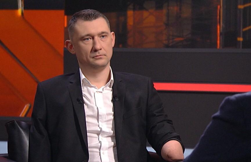 Паралимпиец Алексей Талай: Беларусь – государство с неограниченными возможностями, успех страны зависит от нас