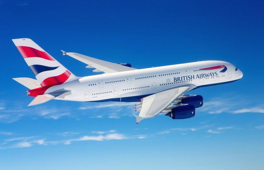 Летевший из Москвы в Лондон самолёт экстренно приземлился в Берлине