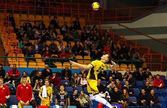 Белорусские волейбольные клубы узнали своих соперников в первом раунде квалификации Лиги чемпионов