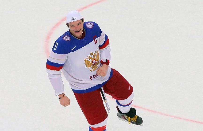 Александр Овечкин вышел на 6-е место в списке лучших бомбардиров в истории НХЛ