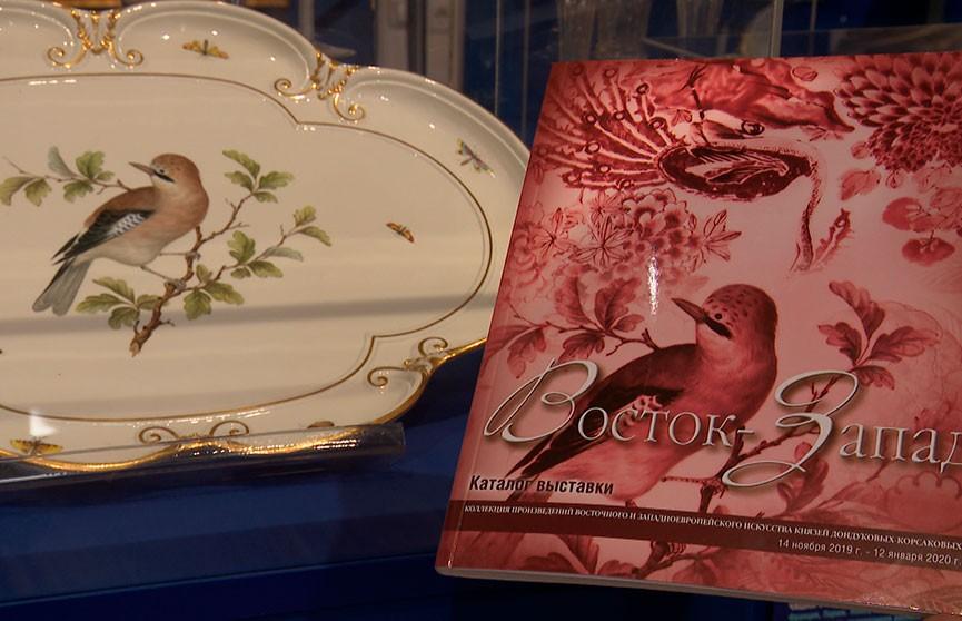 Ведущие музеи Беларуси представят уникальные артефакты на выставке «Восток-Запад»