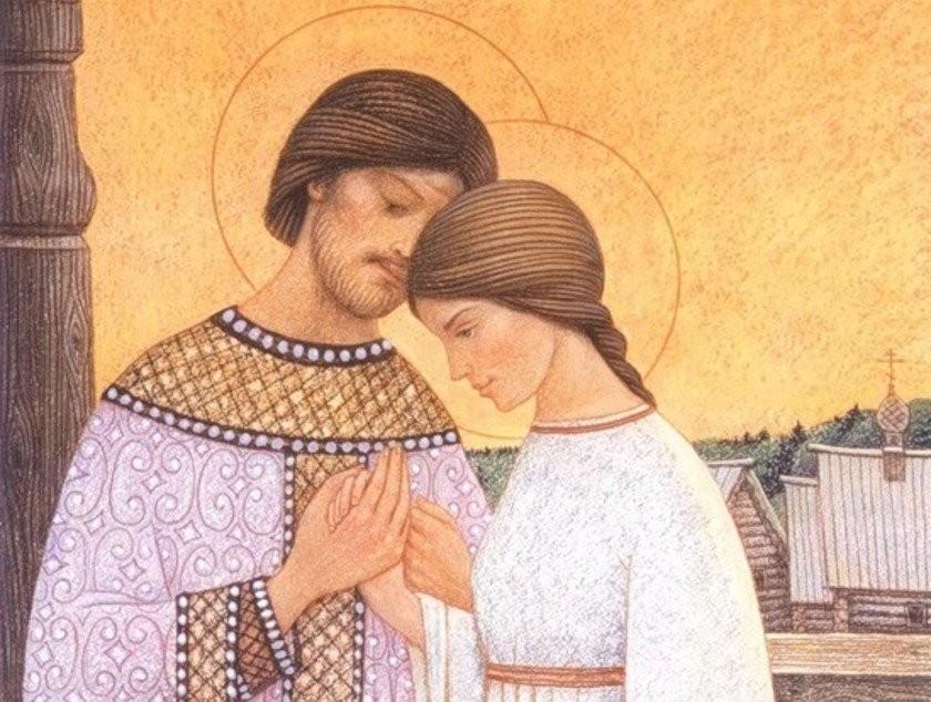 День памяти Петра и Февронии празднуют православные верующие 8 июля