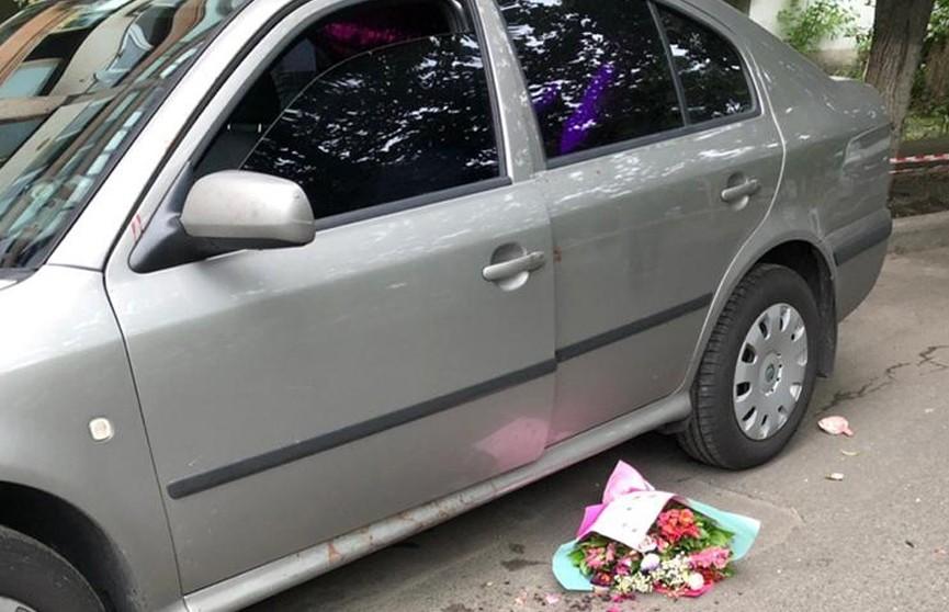 В Киеве мужчина напал на бывшую жену с ножом за отказ вернуться