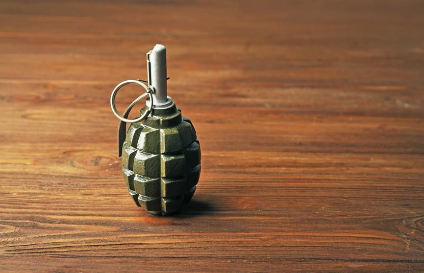 При взрыве гранаты в жилом доме Брянска погиб мужчина