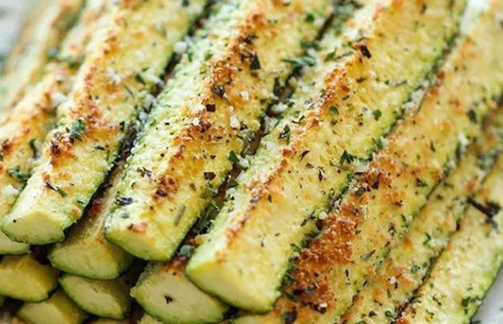 Как быстро и вкусно приготовить кабачки? Рецепт Юлии Высоцкой