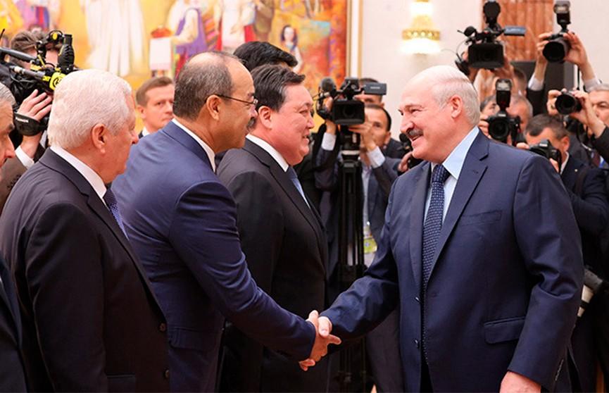 Расширение экономического и политического сотрудничества: в Минске прошла встреча глав правительств стран СНГ