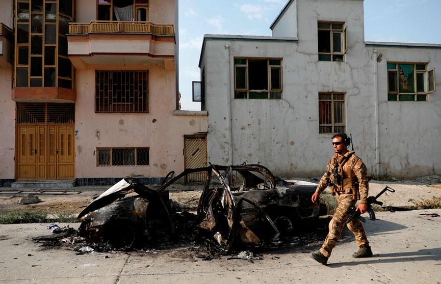 20 человек стали жертвами нападения на офис кандидата в премьер-министры в Кабуле