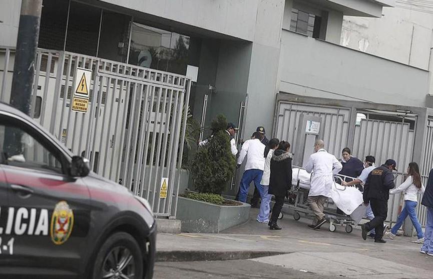 Два взрыва прогремели в больнице в Перу