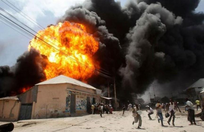 Боевики устроили два взрыва в Сомали, есть жертвы