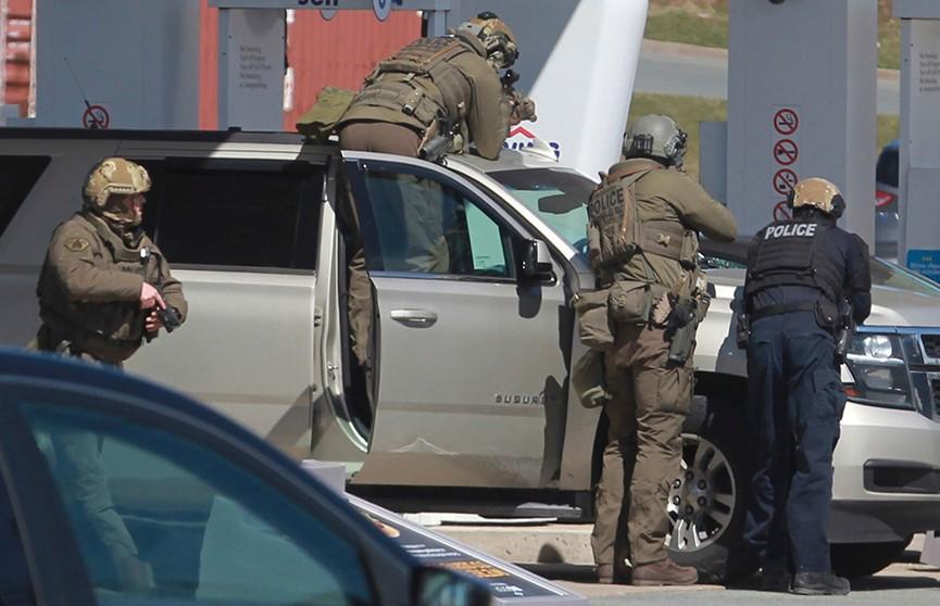 Стрельба в Канаде: число жертв достигло 16, сам нападавший тоже погиб