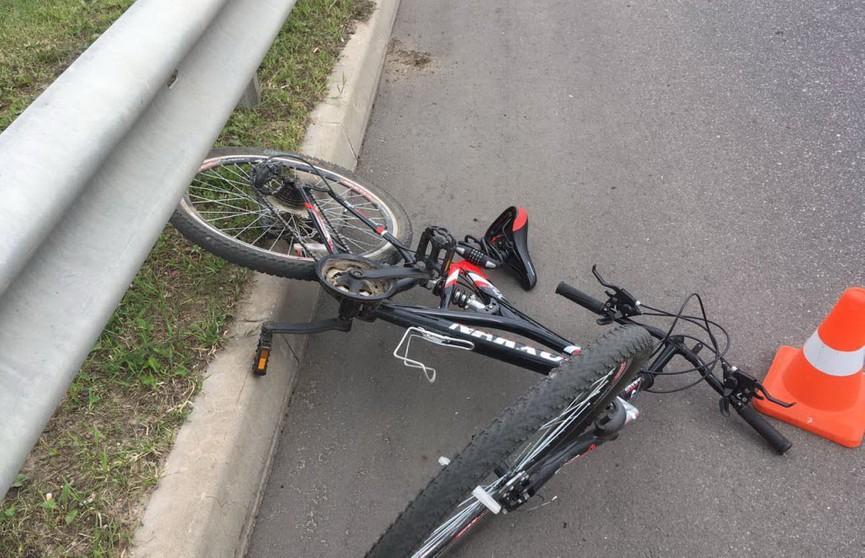 14-летнего велосипедиста на переходе сбила могилевчанка на Renault: подросток в реанимации