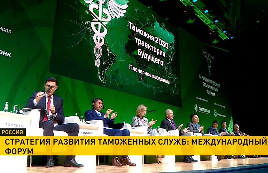 Беларусь предложила разработать новые стандарты для таможни и сократить время пересечения границ