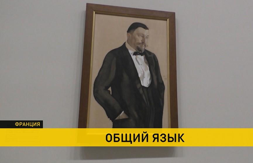 Шедевр Серова из Нацмузея представлен на выставке в Париже – рекорды по посещаемости даже в пандемию!