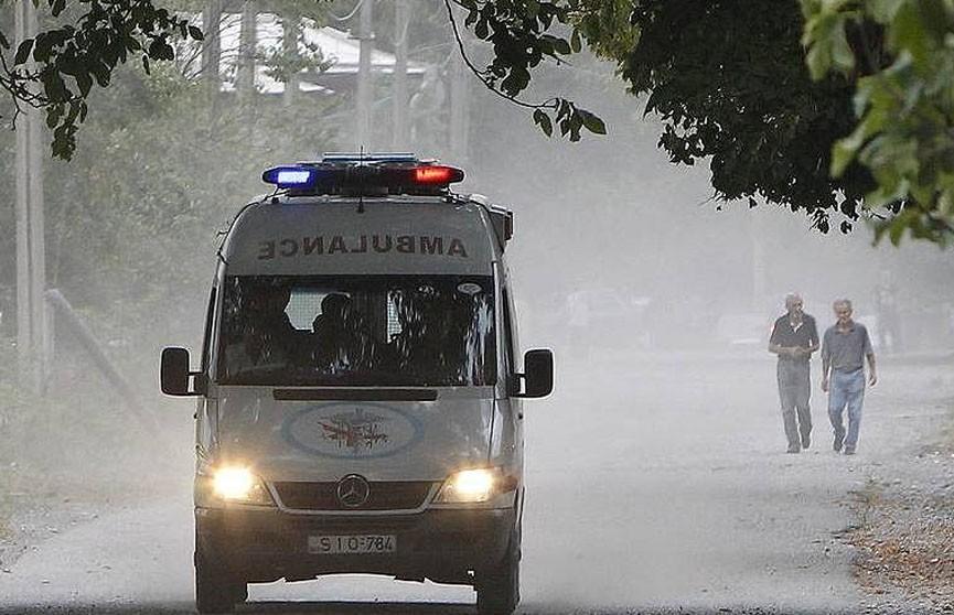 В Грузии в результате падения микроавтобуса с обрыва погибли как минимум 17 человек