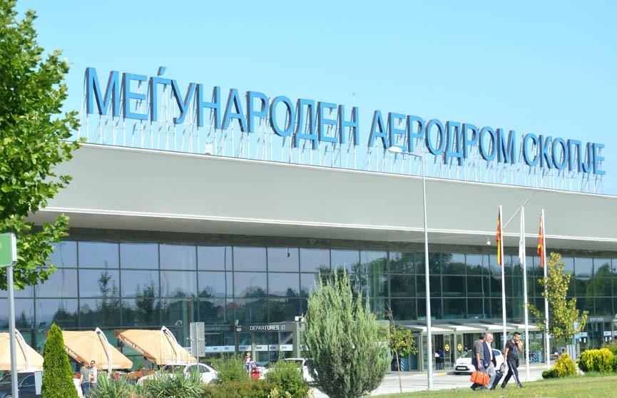 Греция и Македония восстановили авиасообщение спустя 11 лет