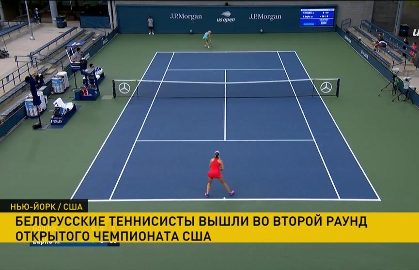 Александра Саснович обыграла американку Франческу ди Лоренцо в турнире «Большого шлема»