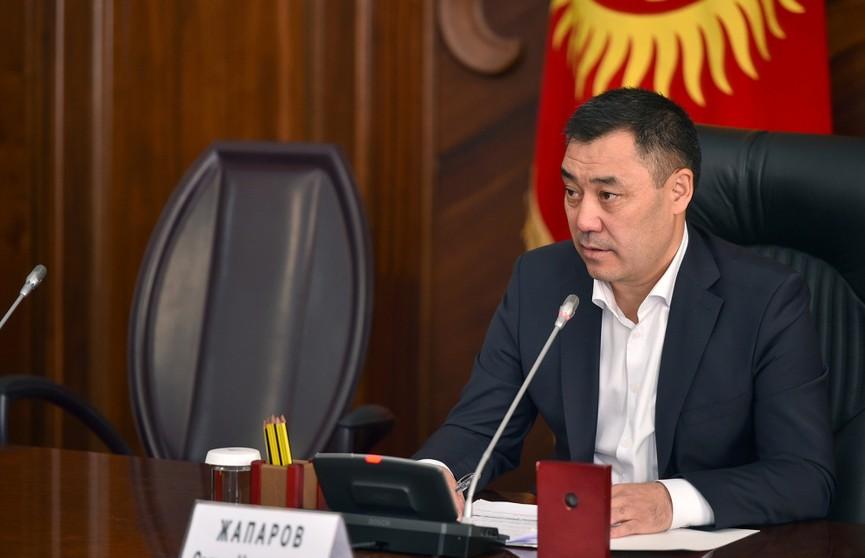 Премьер-министр Кыргызстана объявил себя и.о. президента